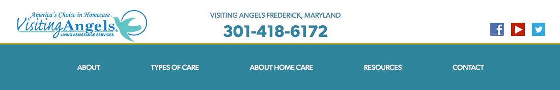Visiting Angels of Frederick, MD